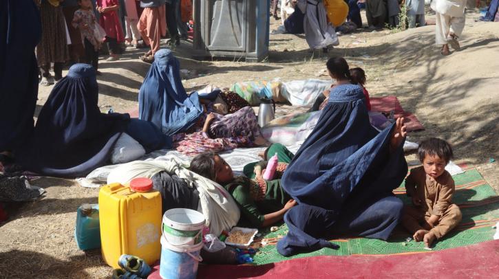 আফগানিস্তানে ১০ লাখ শিশু মৃত্যুঝুঁকিতে রয়েছে : জাতিসংঘ