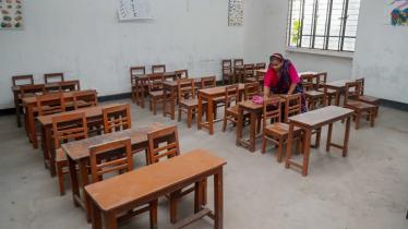 শিক্ষাপ্রতিষ্ঠান খুললেও শ্রেণিকক্ষে পাঠদান ফিরিয়ে আনাই চ্যালেঞ্জ