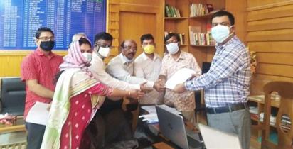 সেজান কারখানায় অগ্নিকাণ্ড : নিহত-আহতদের ক্ষতিপূরণ দাবি