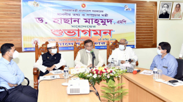 খালেদা জিয়া পেছনের দরজা পছন্দ করেন : তথ্যমন্ত্রী