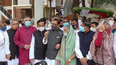বিএনপির ইন্ধনে সাম্প্রদায়িক হামলা: ওবায়দুল কাদের